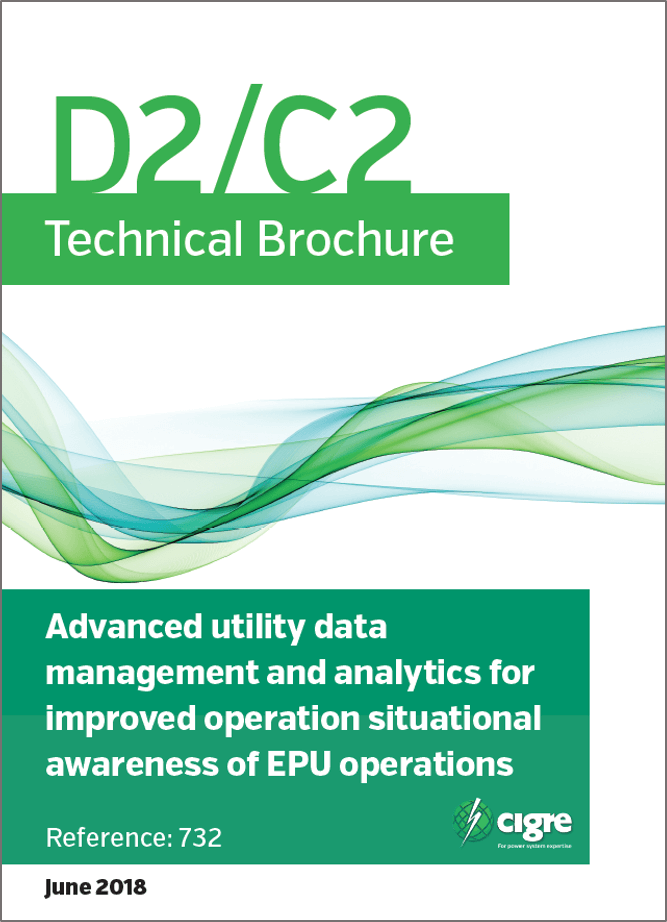 Advanced Utility Data Management and Analytics for Improved Operation Situational Awareness of EPU Operations